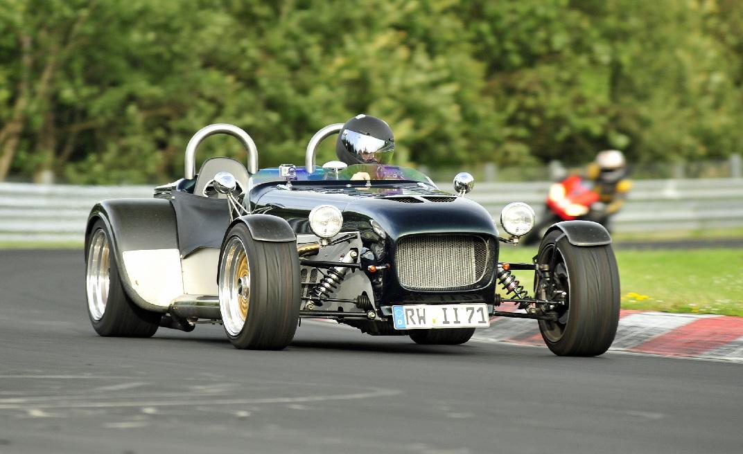 Lotus Super 7 >> King7